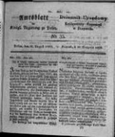 Amtsblatt der Königlichen Regierung zu Posen. 1828.08.26 Nro. 35