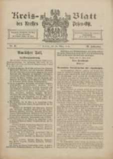 Kreis-Blatt des Kreises Posen-Ost 1918.03.09 Jg.30 Nr10