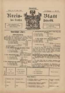 Kreis-Blatt des Kreises Posen-Ost 1898.06.22 Jg.11 Nr26