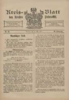 Kreis-Blatt des Kreises Posen-Ost 1917.05.12 Jg.29 Nr23