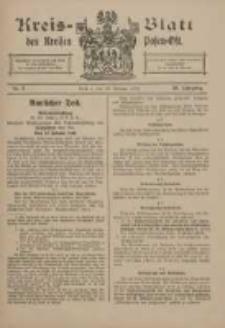 Kreis-Blatt des Kreises Posen-Ost 1918.02.16 Jg.30 Nr7