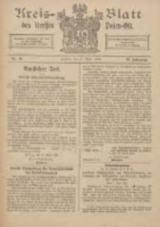 Kreis-Blatt des Kreises Posen-Ost 1918.04.27 Jg.30 Nr18