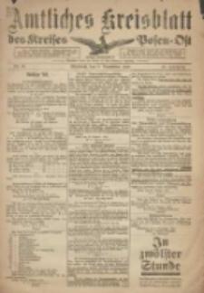 Kreis-Blatt des Kreises Posen-Ost 1918.11.06 Jg.30 Nr66