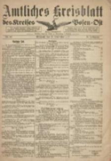 Kreis-Blatt des Kreises Posen-Ost 1918.11.13 Jg.30 Nr68