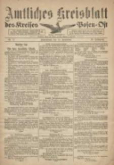Kreis-Blatt des Kreises Posen-Ost 1918.11.23 Jg.30 Nr71
