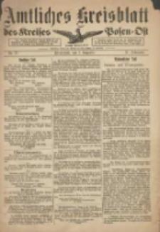 Kreis-Blatt des Kreises Posen-Ost 1918.12.07 Jg.30 Nr75