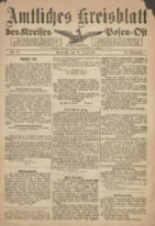 Kreis-Blatt des Kreises Posen-Ost 1918.12.11 Jg.30 Nr76