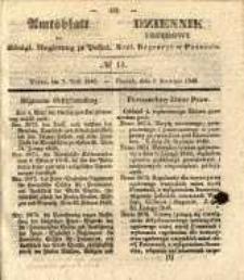 Amtsblatt der Königlichen Regierung zu Posen. 1840.04.07 Nro.14