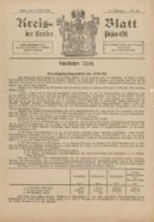 Kreis-Blatt des Kreises Posen-Ost 1898.07.09 Jg.11 Nr29