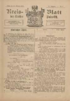 Kreis-Blatt des Kreises Posen-Ost 1898.02.26 Jg.11 Nr9