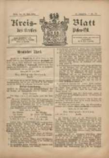 Kreis-Blatt des Kreises Posen-Ost 1898.07.30 Jg.11 Nr32