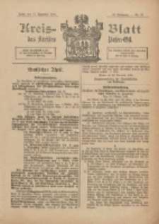 Kreis-Blatt des Kreises Posen-Ost 1898.12.17 Jg.11 Nr52