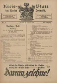 Kreis-Blatt des Kreises Posen-Ost 1918.04.06 Jg.30 Nr15