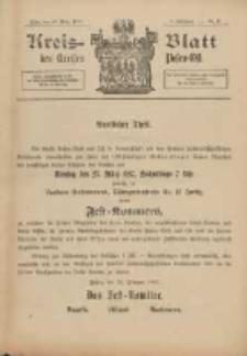 Kreis-Blatt des Kreises Posen-Ost 1897.03.13 Jg,10 Nr11