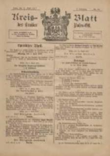 Kreis-Blatt des Kreises Posen-Ost 1897.04.17 Jg.10 Nr16