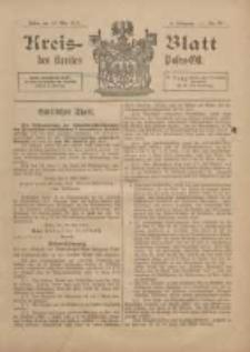 Kreis-Blatt des Kreises Posen-Ost 1897.05.29 Jg.10 Nr22