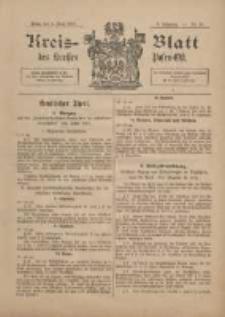 Kreis-Blatt des Kreises Posen-Ost 1897.06.05 Jg.10 Nr23