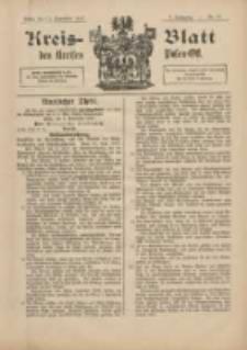 Kreis-Blatt des Kreises Posen-Ost 1897.09.11 Jg.10 Nr37
