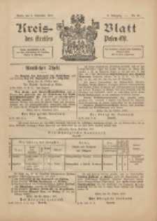 Kreis-Blatt des Kreises Posen-Ost 1897.11.06 Jg.45 Nr45