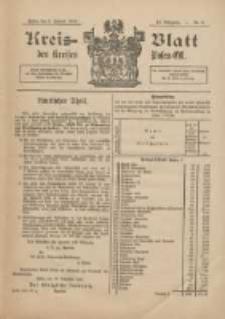 Kreis-Blatt des Kreises Posen-Ost 1898.01.08 Jg.11 Nr2