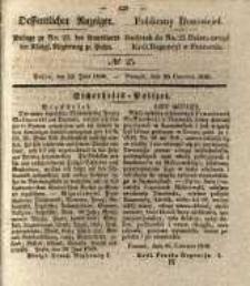Oeffentlicher Anzeiger. 1840.06.23 Nro.25
