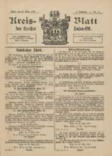 Kreis-Blatt des Kreises Posen-Ost 1897.03.27 Jg.10 Nr13