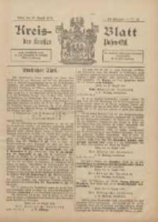 Kreis-Blatt des Kreises Posen-Ost 1898.08.27 Jg.11 Nr36