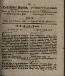 Oeffentlicher Anzeiger. 1833.02.26 Nr 9