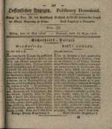 Oeffentlicher Anzeiger. 1833.05.14 Nr 20