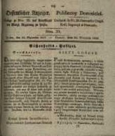 Oeffentlicher Anzeiger. 1833.09.24 Nr 39
