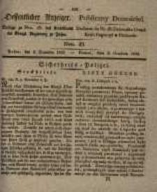 Oeffentlicher Anzeiger. 1833.12.03 Nr 49