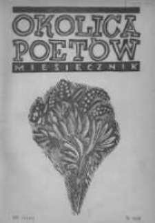 Okolica Poetów 1936.12.15 R.2 T.3 Z.3 Nr12(21)