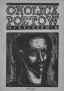 Okolica Poetów 1937.02.15 R.3 T.3 Z.5 Nr2(23)