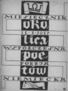 Okolica Poetów 1937.03.15 R.3 T.3 Z.6 Nr3(24)