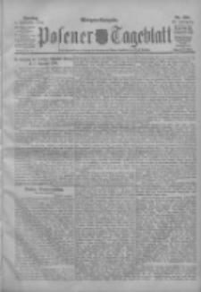 Posener Tageblatt 1904.11.06 Jg.43 Nr523