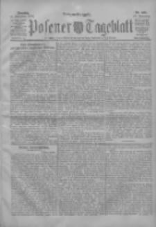 Posener Tageblatt 1904.11.13 Jg.43 Nr535