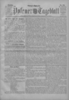 Posener Tageblatt 1904.12.20 Jg.43 Nr595