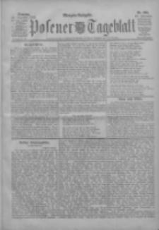 Posener Tageblatt 1904.12.25 Jg.43 Nr605