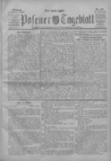 Posener Tageblatt 1904.11.09 Jg.43 Nr527