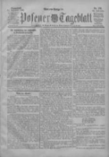 Posener Tageblatt 1904.11.12 Jg.43 Nr533