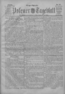 Posener Tageblatt 1904.11.15 Jg.43 Nr537