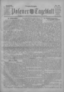 Posener Tageblatt 1904.11.19 Jg.43 Nr543
