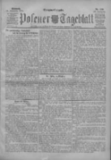 Posener Tageblatt 1904.11.23 Jg.43 Nr549