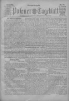 Posener Tageblatt 1904.11.24 Jg.43 Nr551