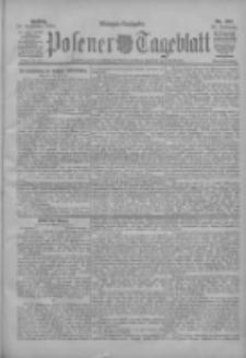 Posener Tageblatt 1904.11.25 Jg.43 Nr553