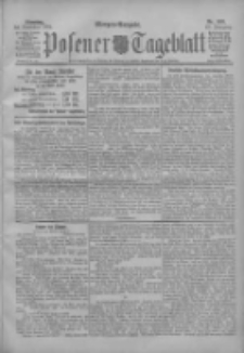 Posener Tageblatt 1904.11.29 Jg.43 Nr559