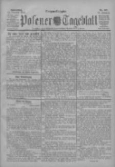 Posener Tageblatt 1904.12.15 Jg.43 Nr587