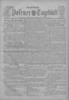 Posener Tageblatt 1904.12.22 Jg.43 Nr599