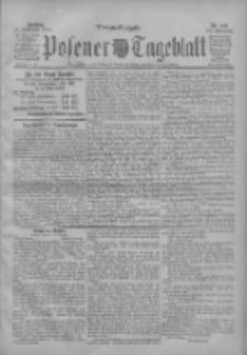 Posener Tageblatt 1904.11.18 Jg.43 Nr541