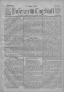 Posener Tageblatt 1904.12.01 Jg.43 Nr563